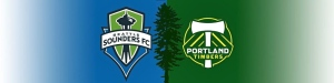Sounders vs Timbers - Cascadia Rivalry - Image from Cascadia Trifecta